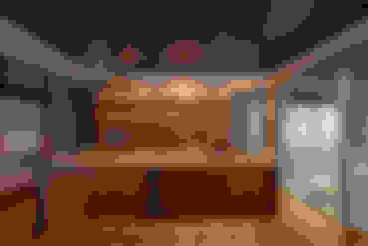 مطبخ تنفيذ 一級建築士事務所 感共ラボの森