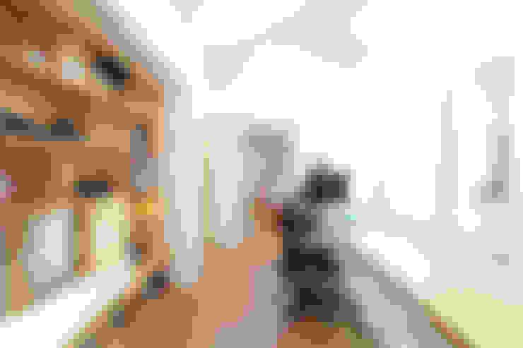 Study/office by 주택설계전문 디자인그룹 홈스타일토토
