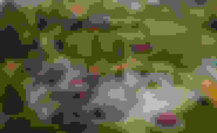 Wiosna na wyspie: styl , w kategorii Ogród zaprojektowany przez Centrum ogrodnicze Ogrody ResGal