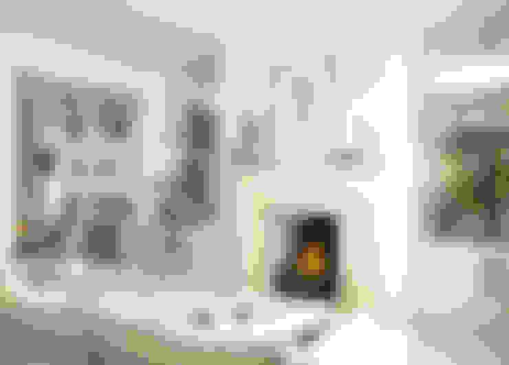 Salas de estar  por Concept Interior Design & Decoration Ltd