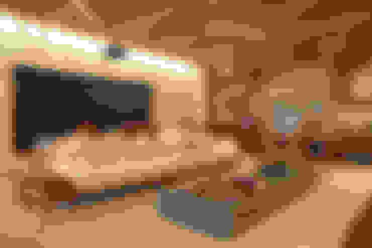 BC Arquitetos :  tarz Oturma Odası