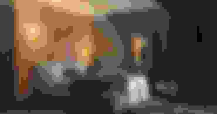 غرفة نوم تنفيذ HOT WALLS