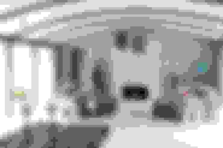 Гостиная в . Автор – raphaeldesign