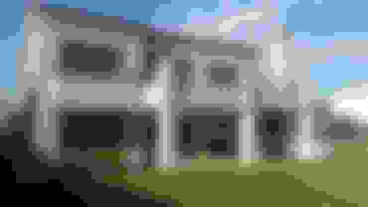 Casas de estilo  por Estudio Arqt