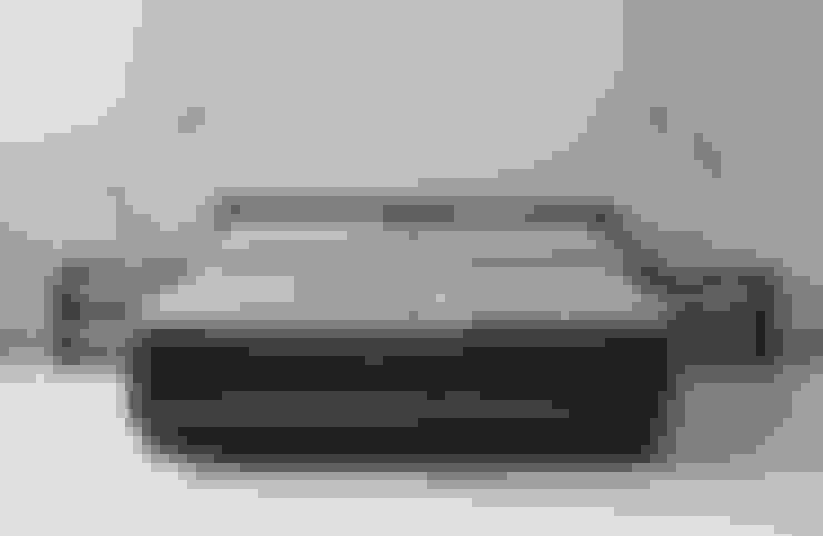 Dormitorios de estilo  de Natural Bed Company