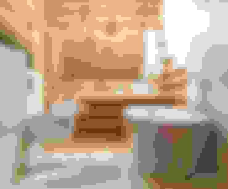Salle de bains de style  par Мозжерина Марина