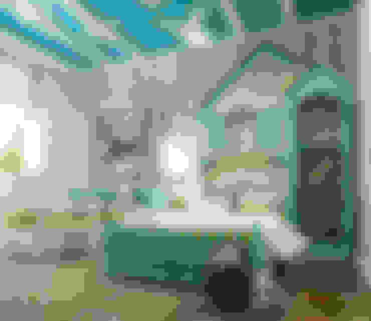 غرفة الاطفال تنفيذ Sweet Hoome Interiors