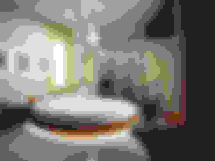 teknogrup design – villa:  tarz Yatak Odası