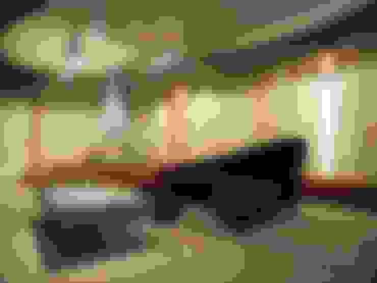 teknogrup design – villa:  tarz Oturma Odası