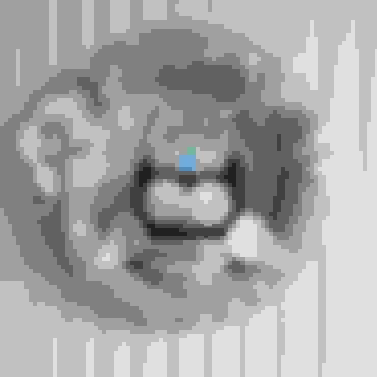 Sesiber – Tonton Baykuşlu Kapı Süsü:  tarz Çocuk Odası