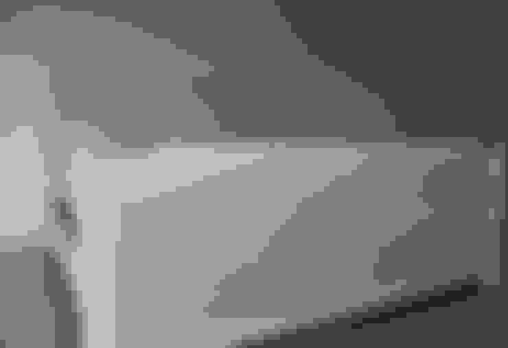 cama de esterilla: Dormitorios de estilo  por BAIRES GREEN MUEBLES