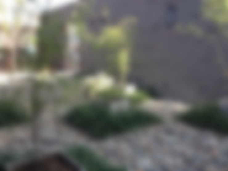 patio: Jardines de estilo  por BAIRES GREEN