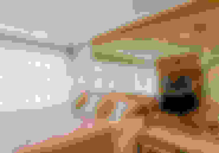 Bedroom تنفيذ Espaço do Traço arquitetura