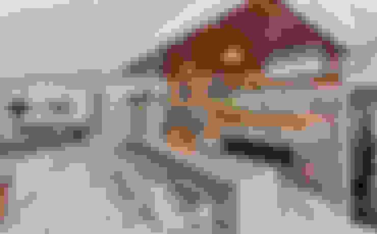 廚房 by Espaço do Traço arquitetura
