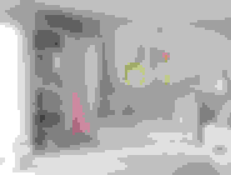 Dormitorios de estilo  por Muebles MECA