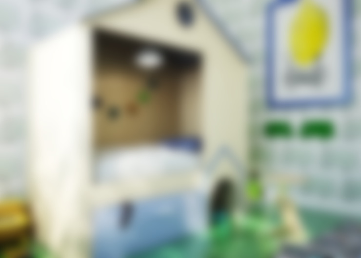 ห้องนอนเด็ก by Humpty Dumpty Room Decoration