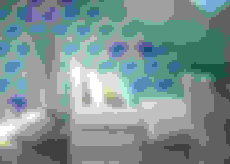 Paredes y pisos de estilo  por Humpty Dumpty Room Decoration
