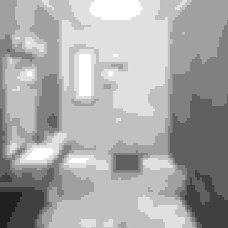 حمام تنفيذ AURIANOVA ARQUITECTOS