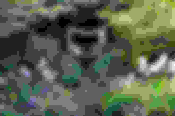 Jardín de estilo  por Anna Paghera s.r.l. - Green Design