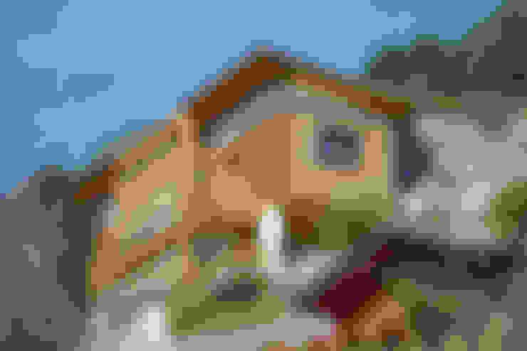 Houses by Eddy Cretaz Architetttura
