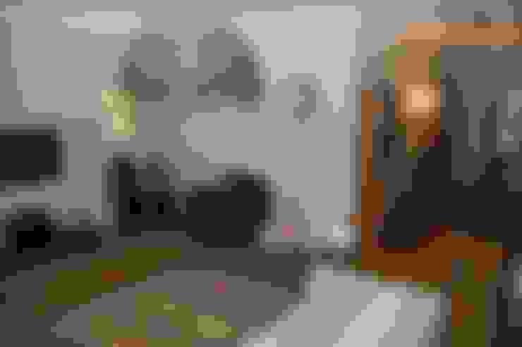 Вечные ценности: Гостиная в . Автор – PerfectHome
