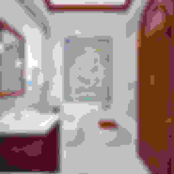 Baños de estilo  por AbcDesign