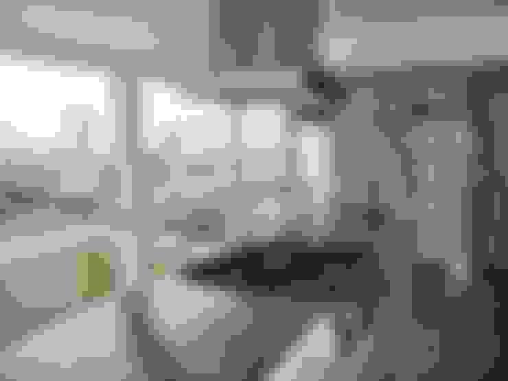 مطبخ تنفيذ Hargain Oneto Arquitectas