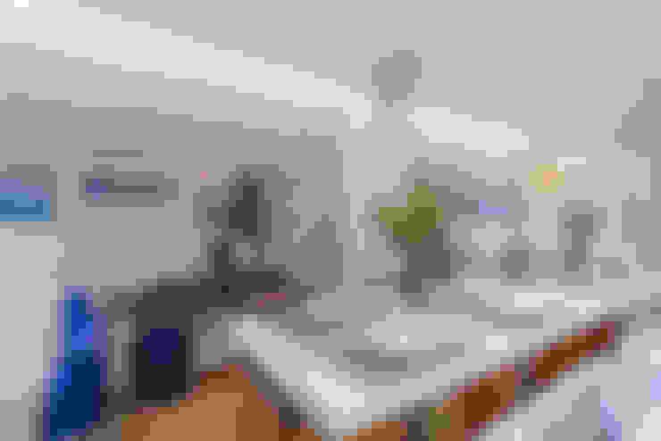 Apartamento Bela Vista: Salas de jantar  por STUDIO LN