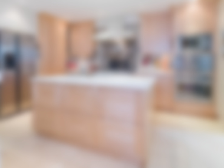 مطبخ تنفيذ Tim Wood Limited