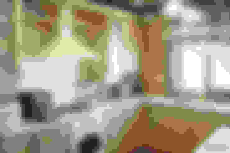 Kitchen by ULJANOCHKIN DESIGN*STUDIO