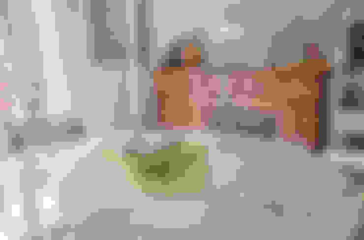 غرفة المعيشة تنفيذ GHINELLI ARCHITETTURA