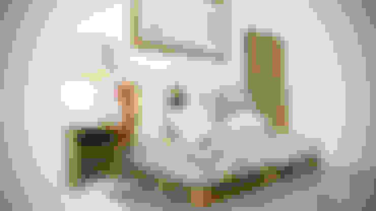 ห้องนอน by студия визуализации и дизайна интерьера '3dm2'