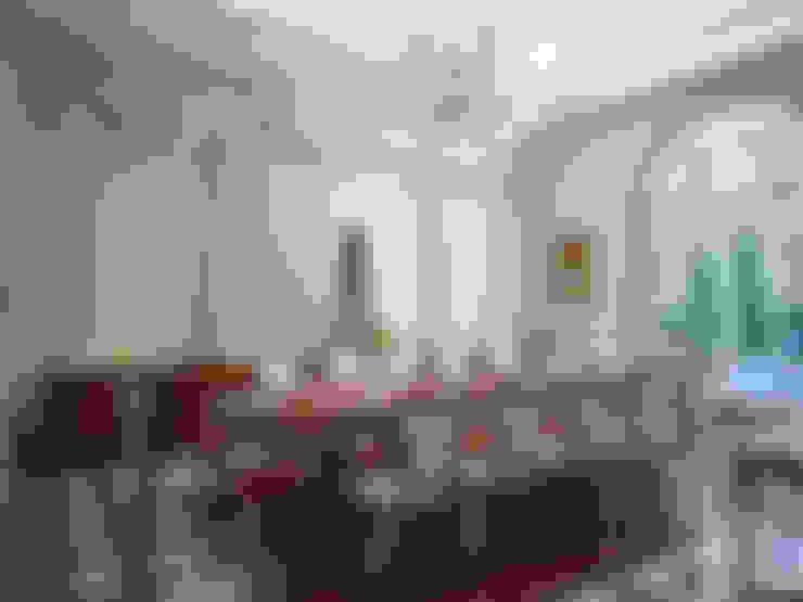 Dining room by Design studio of Stanislav Orekhov. ARCHITECTURE / INTERIOR DESIGN / VISUALIZATION.