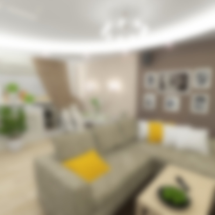 Living room by Design Rules