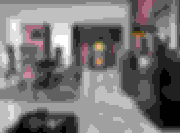 Гостиная в . Автор – GLAMOUR LORCA