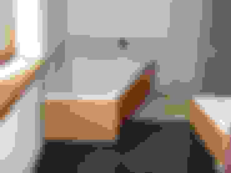 Schreinerei Mayleが手掛けた浴室