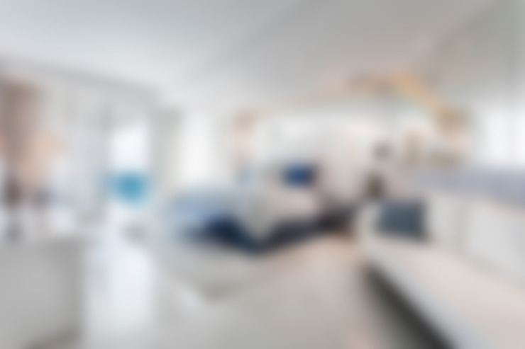Dormitório de Casal: Quartos  por Regina Claudia p. Galletti