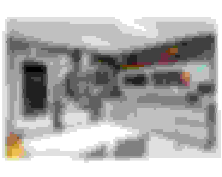 Cozinha e copa: Cozinhas  por Cristiane Pepe Arquitetura