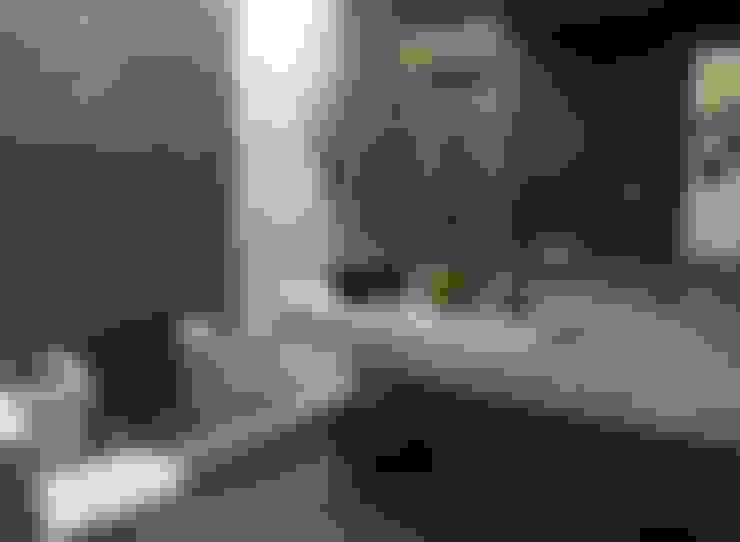 حمام تنفيذ SANTIAGO PARDO ARQUITECTO