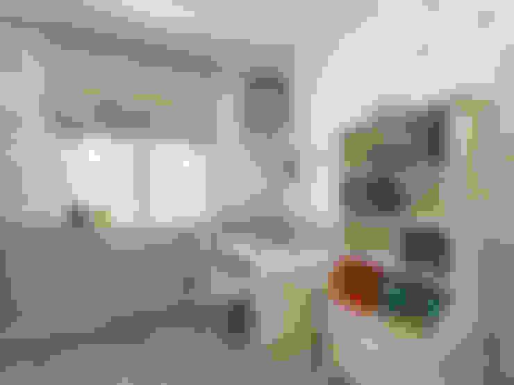 ЖК Вешняки - 100 м²: Детские комнаты в . Автор – variatika