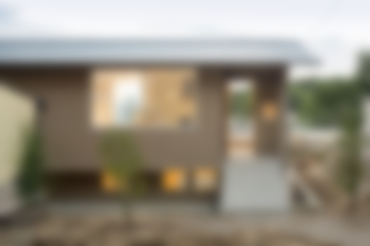 Rumah by 市原忍建築設計事務所 / Shinobu Ichihara Architects