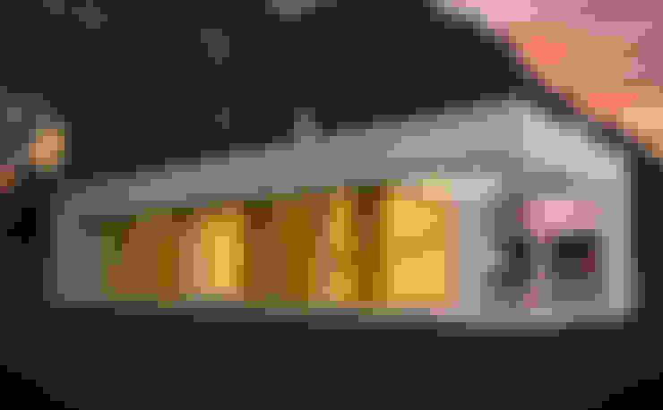 Casas de estilo  por Estudio Moirë arqs.