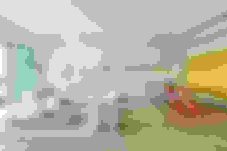 客廳 by Millimeter Interior Design Limited