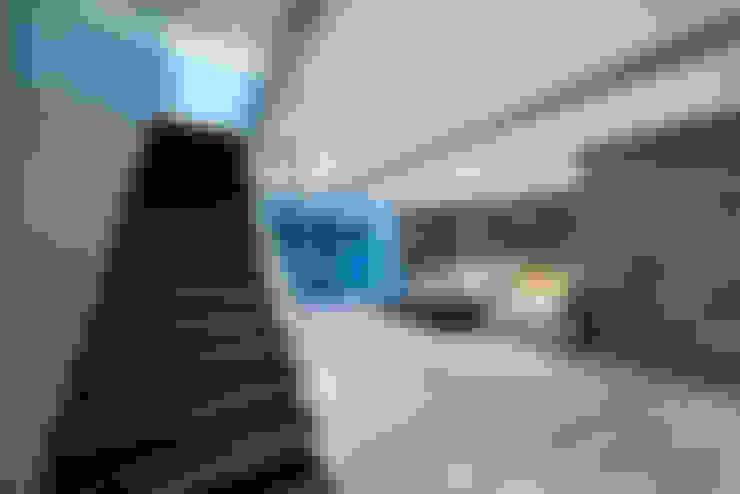 Гостиная в . Автор – Millimeter Interior Design Limited