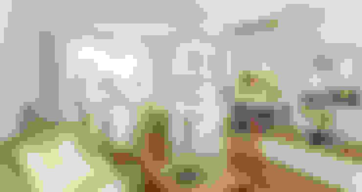 Living room by architekt4