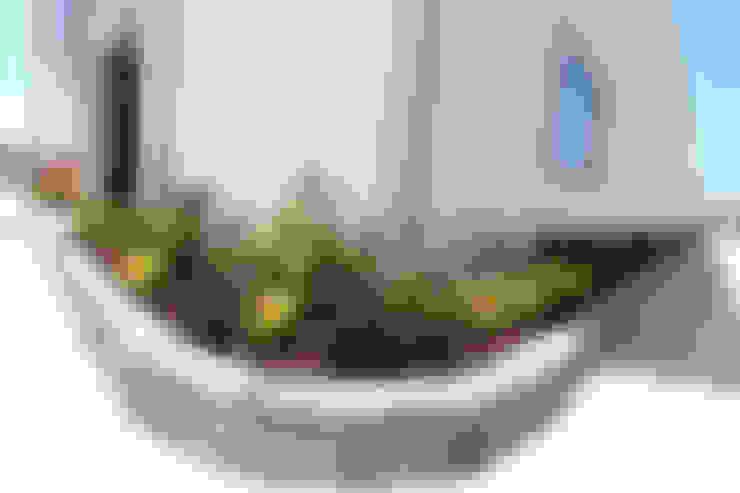 Jardines de estilo  por asis mimarlık peyzaj inşaat a.ş.