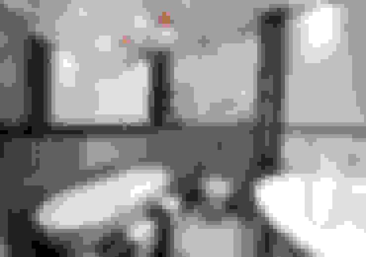 Baños de estilo  por Дизайн-студия «ARTof3L»