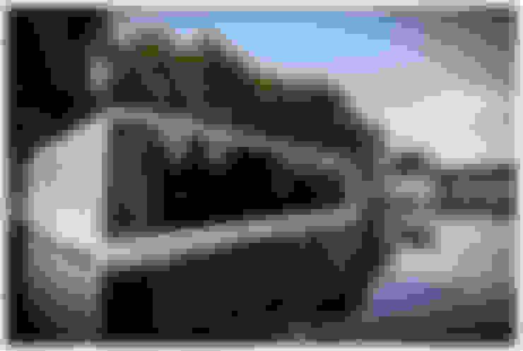 Дома в . Автор – floatinghouses