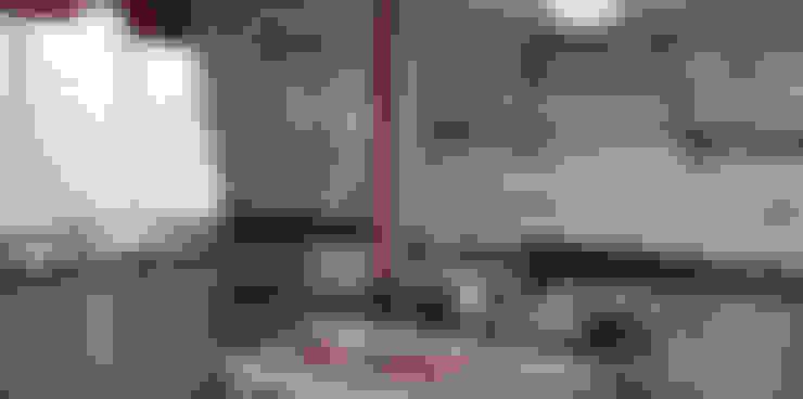 Bilgece Tasarım – Didem & Serkan Ozbakan:  tarz Mutfak