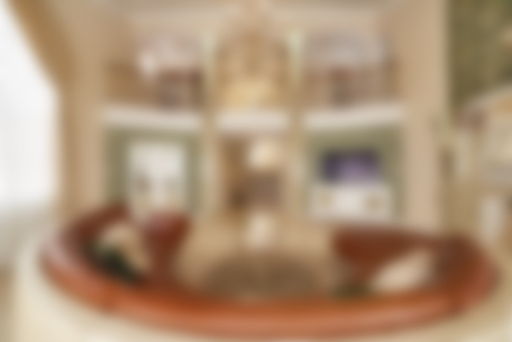 Интерьеры жилого дома в пос.Дубовое: Гостиная в . Автор – ООО 'Архитектурное бюро Доценко'
